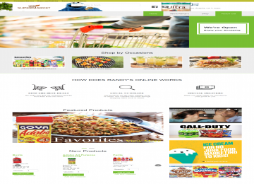 Supermarket Demo